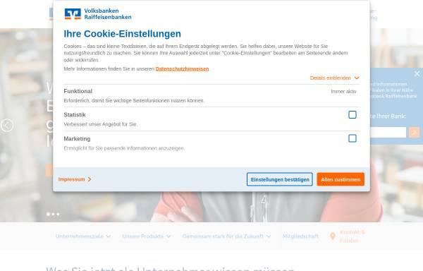 Vorschau von www.mittelstanddirekt.de, Mittelstanddirekt - unique relations GmbH