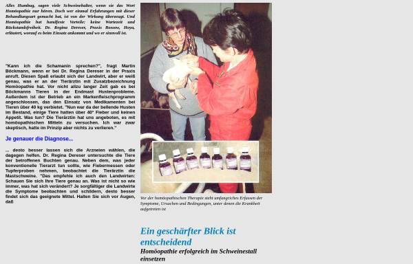 Vorschau von www.bossow.de, Ein geschärfter Blick ist entscheidend