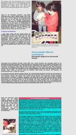 Vorschau der mobilen Webseite www.bossow.de, Ein geschärfter Blick ist entscheidend