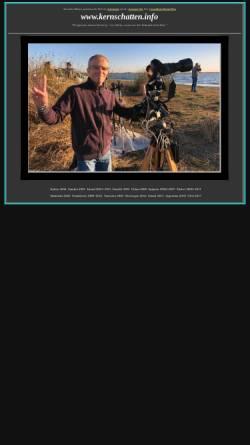 Vorschau der mobilen Webseite www.kernschatten.info, Astrofotografie [Birkner, Alexander]