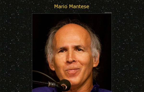 Vorschau von www.mariomantese.com, Mario Mantese