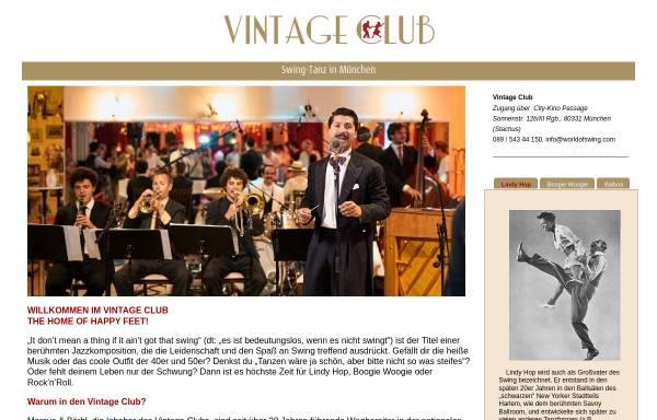 Vorschau von www.worldofswing.com, World of Swing