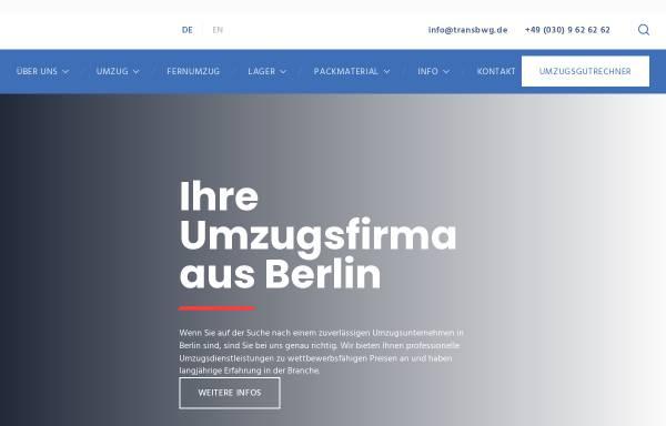 Vorschau von www.zollbestimmungen.de, Zollbestimmungen für Umzugsgüter