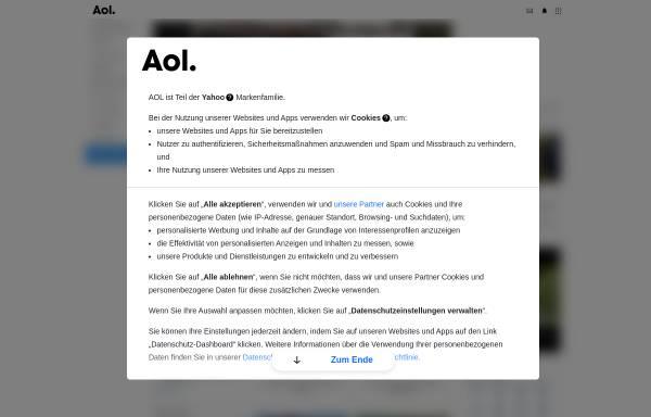 Vorschau von www.aol.de, AOL