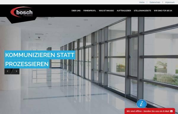 Vorschau von www.hermann-bosch-inkasso.de, Hermann Bosch Inkasso und Beratung