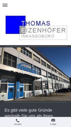 Inkassobüro Thomas Eizenhöfer In Sonthofen Deutschland Inkasso