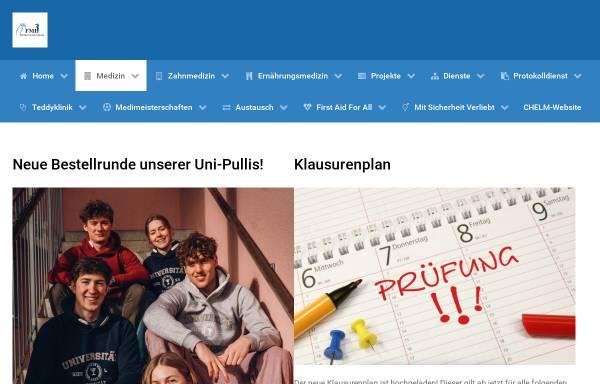 Vorschau von www.medizinhomburg.de, Medizin Homburg