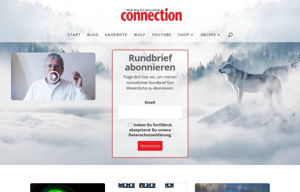 Vorschau von www.connection.de, Connection