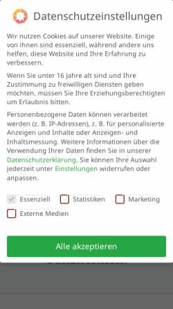 Vorschau der mobilen Webseite www.naturundheilen.de, NATUR & HEILEN