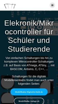 Vorschau der mobilen Webseite fitzel.de, Fitzel, Nicole und Martin