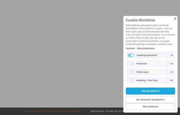 Vorschau von www.gfh-wolfswinkel.de, GfH Wolfswinkel