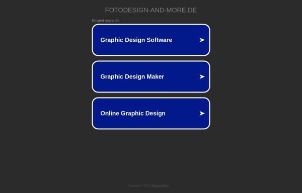 Vorschau von www.fotodesign-and-more.de, Bieber, Klaus