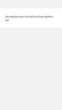 Vorschau der mobilen Webseite www.boris-herrmann.de, Herrmann, Boris