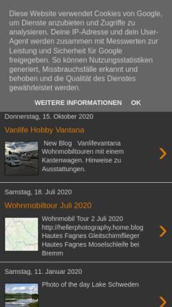 Vorschau der mobilen Webseite lotharheller.blogspot.de, Heller, Lothar
