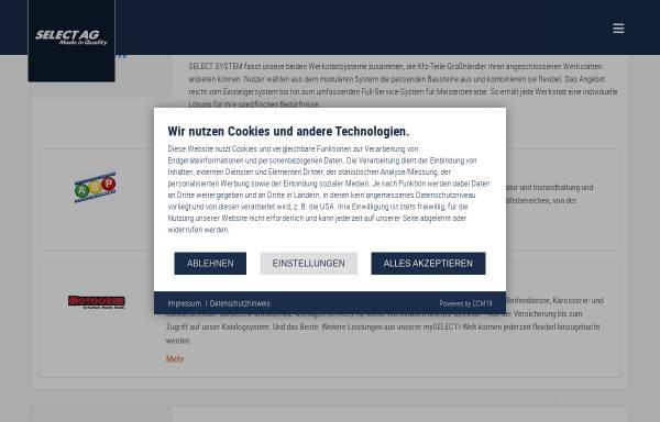 Vorschau von www.asp-24.de, Auto Service Partner