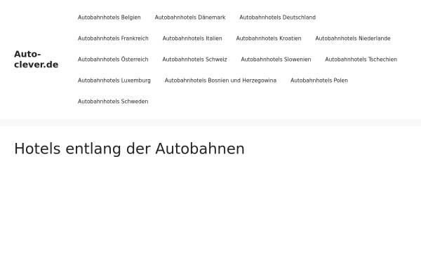 Vorschau von www.auto-clever.de, Auto-clever.de