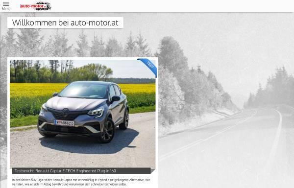 Vorschau von www.auto-motor.at, Auto-Motor.at
