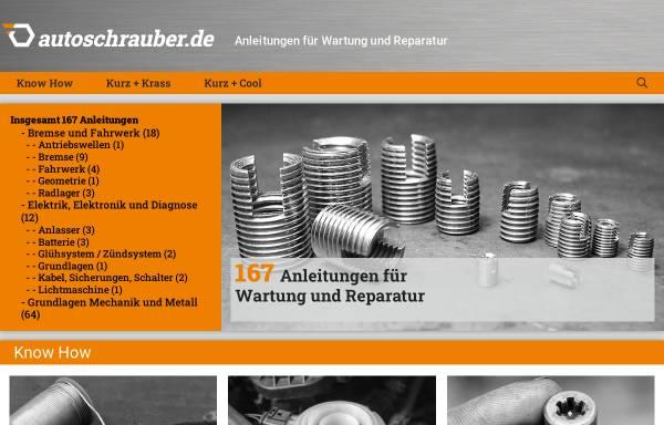 Vorschau von www.autoschrauber.de, Autoschrauber.de