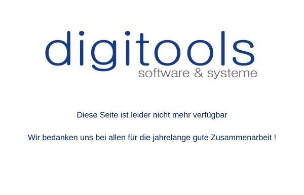 Vorschau von www.digitools.de, DigiTools Software GbR