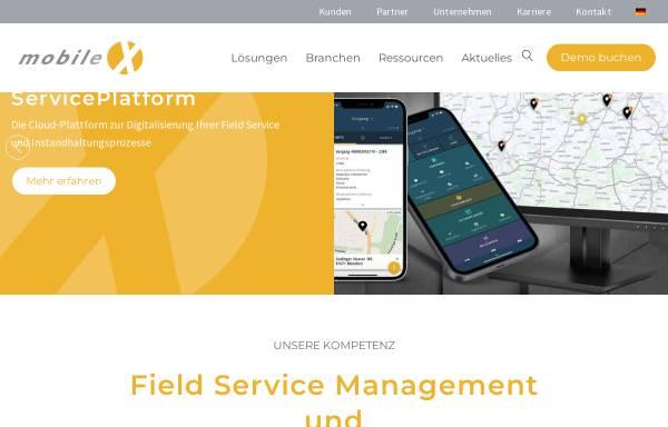 Vorschau von www.mobilexag.de, MobileX AG