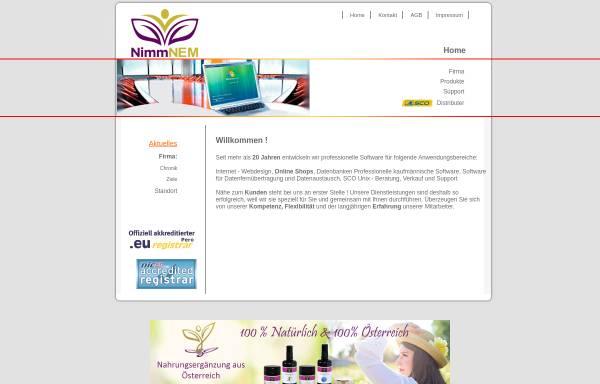 Vorschau von www.pero.com, Pero Computer Handelsgesellschaft mbH
