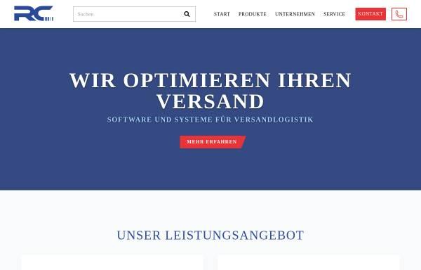 Vorschau von www.rhenania-computer.de, Rhenania Computer GmbH