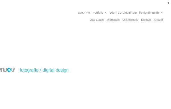 Vorschau von fotodesign-peter-wolf.de, Wolf-Digital Solutions, Inh. Peter Wolf