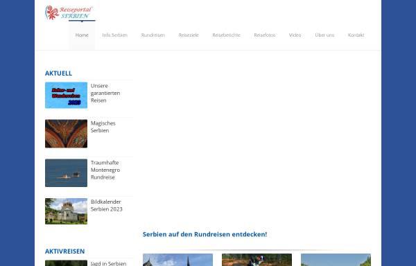 Vorschau von www.ns-geotours.com, Jagd in Ungarn (Nagybaráti - SW-Ungarn)