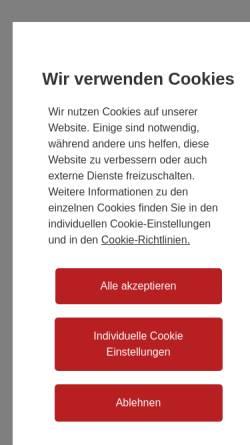 Vorschau der mobilen Webseite www.hbi-consult.de, Herrmann Beratende Ingenieure GmbH