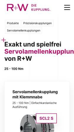 Vorschau der mobilen Webseite www.sicherheitskupplungen.info, Sicherheitskupplungen