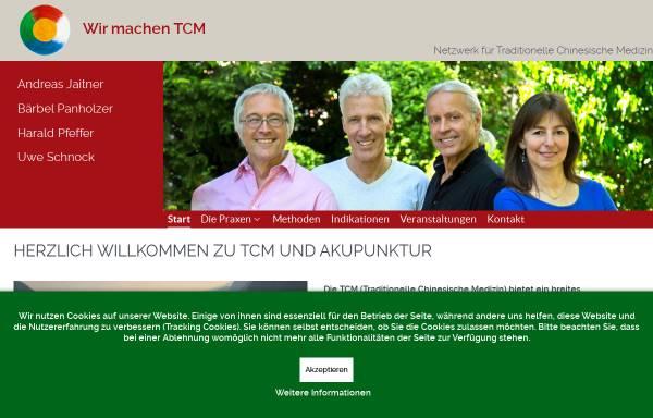 Vorschau von www.wir-machen-tcm.de, Arbeitskreis für Traditionelle Chinesische Medizin in Freiburg