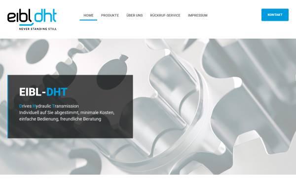 Vorschau von www.eibl-hydraulik.at, Eibl Hydraulic & Drives OEG