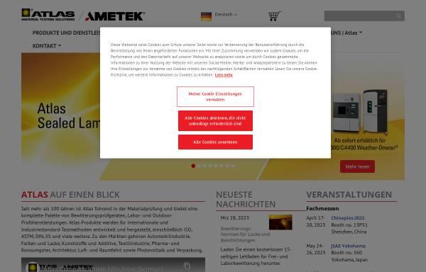 Vorschau von www.khslight.de, K. H. Steuernagel Lichttechnik GmbH