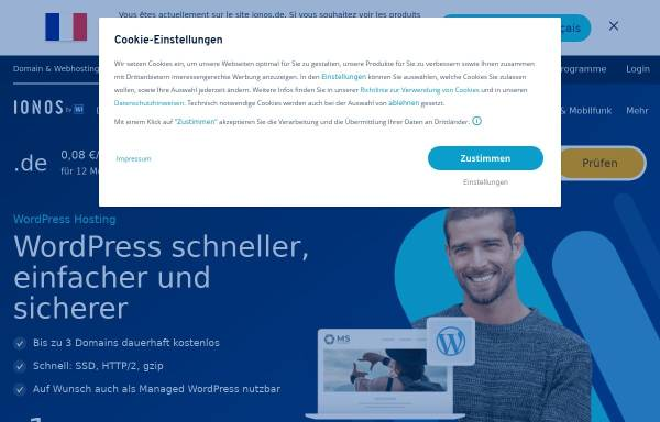 Vorschau von www.feierredner.de, Interessengemeinschaft freier Bestattungs- und Feierredner