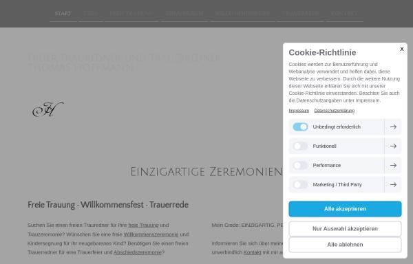 Vorschau von www.thoffmann.de, Thomas Hoffmann