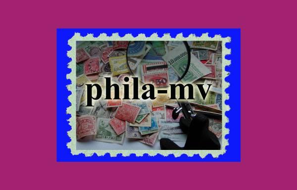 Vorschau von www.phila-mv.de, Landesverband der Philatelisten Mecklenburg-Vorpommern e.V.