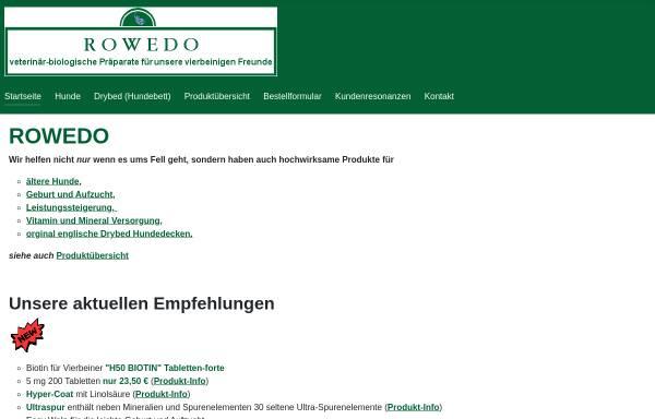 Vorschau von www.rowedo.de, Rowedo, Artur Ansilewski