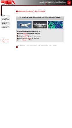 Vorschau der mobilen Webseite system-fmea.de, Schuller FMEA Consulting, Inh. Heinrich-Daniel Schuller