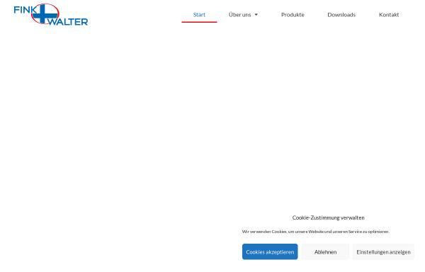 Vorschau von www.fink-walter.de, Fink & Walter GmbH