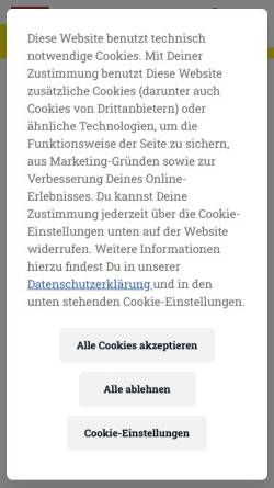 Vorschau der mobilen Webseite www.pm-magazin.de, P.M. Peter Moosleitners Magazin