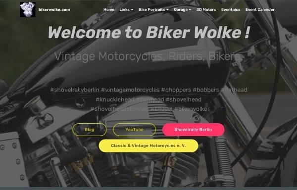 Vorschau von www.bikerwolke.com, Bikerwolke.com