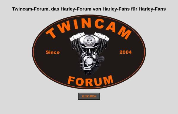 Vorschau von www.twincam-forum-nr1.de, Twincam-Forum