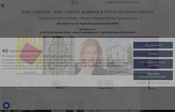 Vorschau von www.institut-systeme.de, Institut Systeme