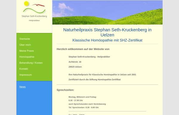 Vorschau von www.seth-kruckenberg.de, Stephan Seth-Kruckenberg