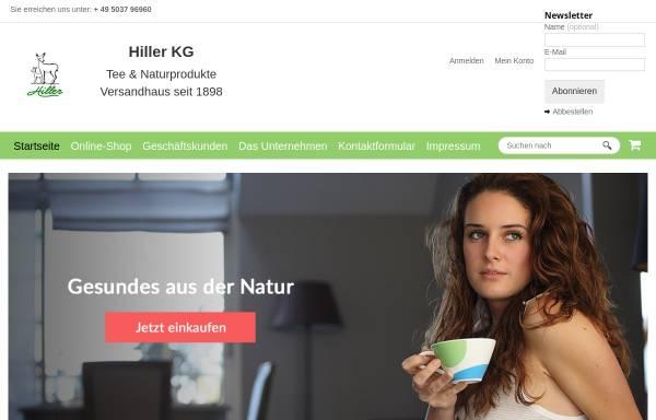 Vorschau von www.rehburger-shop.de, Bad Rehburger Tee- und Nahrungsmittelfabrik