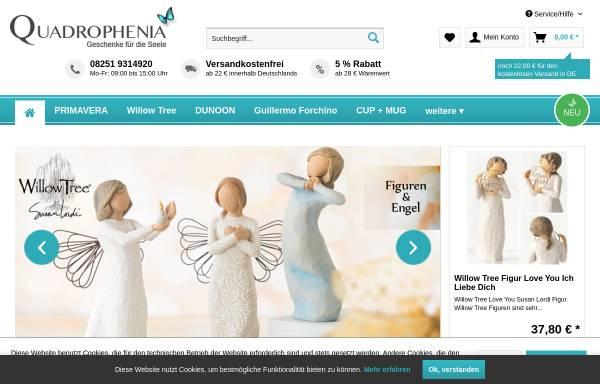 Vorschau von www.quadrophenia-shop.de, Quadrophenia, Meike Fricke