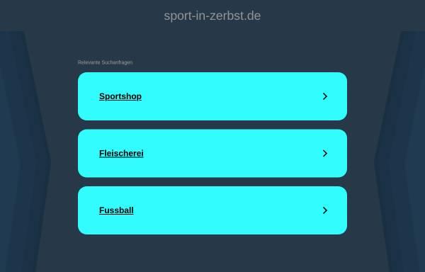 Vorschau von www.psv-anhalt-zerbst.de, Polizeisportverein Anhalt-Zerbst e.V.