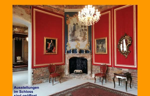 Vorschau von www.schloss-zerbst-ev.de, Förderverein Schloss Zerbst e.V.