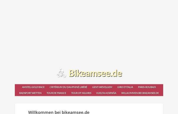 Vorschau von www.bikeamsee.de, Bike am See Konstanz
