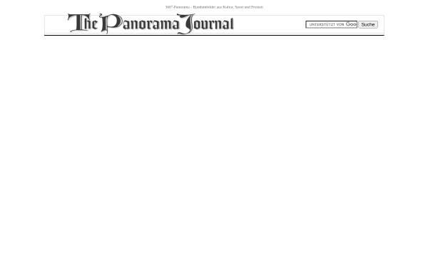 Vorschau von www.panoramajournal.ch, The Panorama-Journal